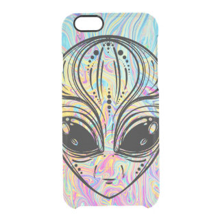 Coque iPhone 6/6S Cool étranger psychédélique de hippie de colorant