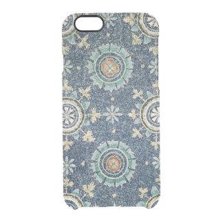 Coque iPhone 6/6S Détail de la décoration florale de la chambre