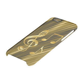 Coque iPhone 6/6S D'or principal de violon