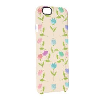 Coque iPhone 6/6S fleurs fantaisie