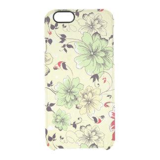 Coque iPhone 6/6S Fleurs sensibles