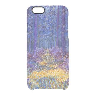 Coque iPhone 6/6S Forêt bleue 2 2012