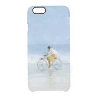Coque iPhone 6/6S Garçon sur la bicyclette 2