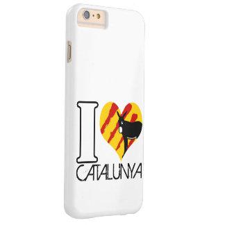 Coque iPhone 6/6S I LOVE CATALUNYA