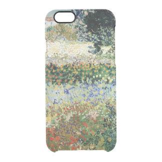 Coque iPhone 6/6S Jardin de Vincent van Gogh | en fleur, Arles, 1888