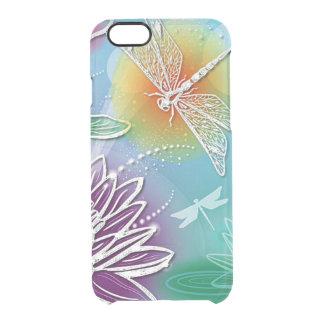 Coque iPhone 6/6S Le joli été de mouche mignonne de dragon colore