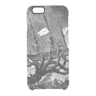 Coque iPhone 6/6S Le Kraken