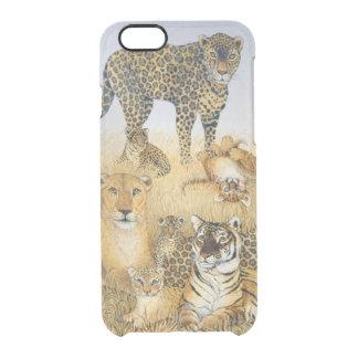 Coque iPhone 6/6S Les grands chats