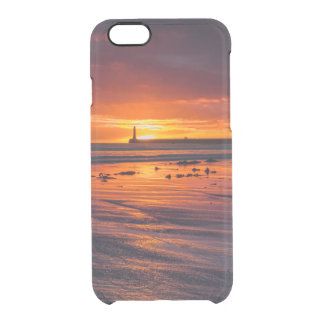 Coque iPhone 6/6S Lever de soleil au cas de l'iPhone 6 de Roker