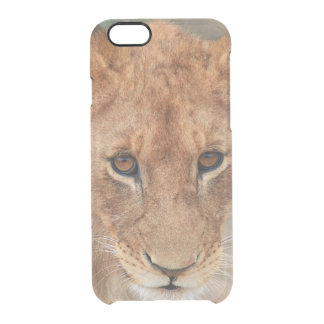 Coque iPhone 6/6S Lion CUB