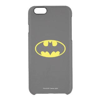 Coque iPhone 6/6S Logo d'ovale de batte du symbole | de Batman
