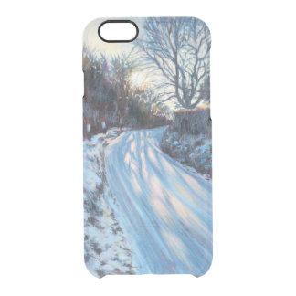 Coque iPhone 6/6S Lumière d'hiver