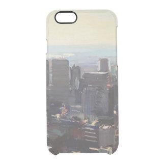 Coque iPhone 6/6S Manhattan du Rockefeller construisant 2012