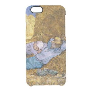 Coque iPhone 6/6S Midi de Vincent van Gogh |, la sièste, après