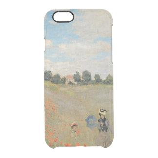 Coque iPhone 6/6S Pavots sauvages de Claude Monet |, près