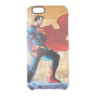 Coque iPhone 6/6S Planète quotidienne de Superman