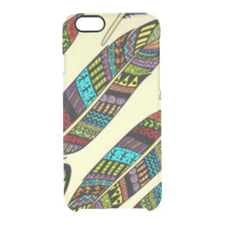 Coque iPhone 6/6S Plumes africaines