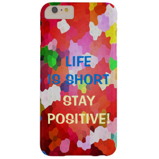 Coque Iphone 6/6S Plus Stay positive