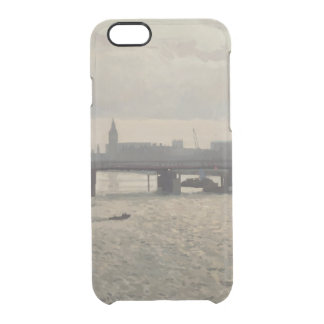 Coque iPhone 6/6S Pont de Hungerford de pont de Waterloo