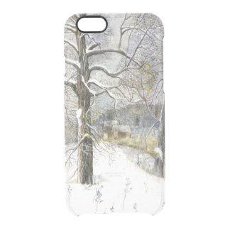 Coque iPhone 6/6S pont d'hiver