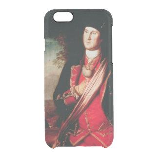 Coque iPhone 6/6S Portrait de George Washington 1772