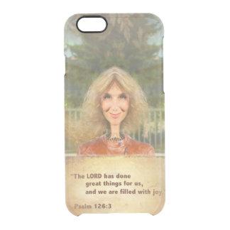 Coque iPhone 6/6S Psaume 126 d'automne de conte de fées rempli avec