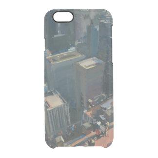 Coque iPhone 6/6S Regard de la ville haute en bas de 2012