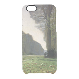Coque iPhone 6/6S Route de Claude Monet | à Bas-Breau, Fontainebleau