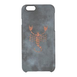 Coque iPhone 6/6S Scorpion