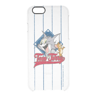 Coque iPhone 6/6S Tom et Jerry | Tom et Jerry sur le diamant de