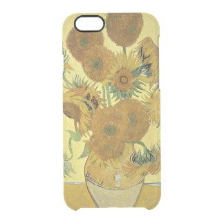 Coque iPhone 6/6S Tournesols de Vincent van Gogh |, 1888