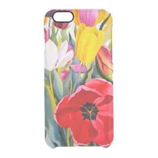 coque iphone 6 tulipe