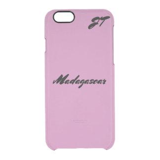 Coque iPhone 6/6S un petit bonjour pour ce pays Madagascar