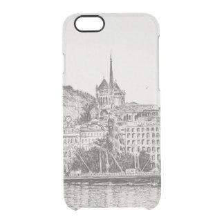Coque iPhone 6/6S Ville de Genève 2011