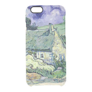 Coque iPhone 6/6S Vincent van Gogh | a couvert des cottages de