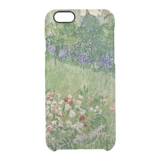 Coque iPhone 6/6S Vincent van Gogh jardin de   Daubigny, 1890