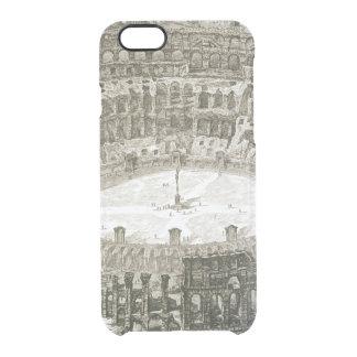 Coque iPhone 6/6S Vue aérienne du Colosseum à Rome des 'vues o