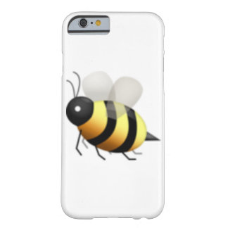 Coque iPhone 6 Barely There Abeille - Emoji