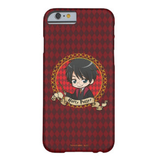 Coque iPhone 6 Barely There Anime Harry Potter