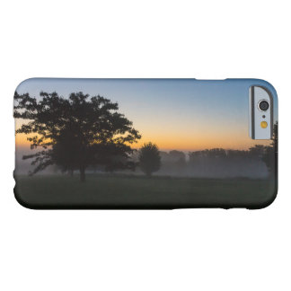 Coque iPhone 6 Barely There Aube d'Ozarks août