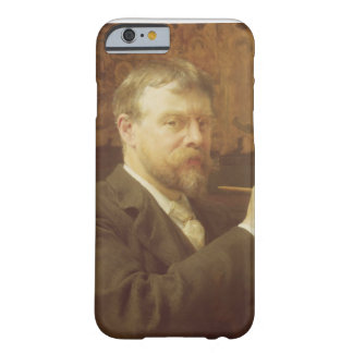 Coque iPhone 6 Barely There Autoportrait d'Alma-Tadema |, 1897