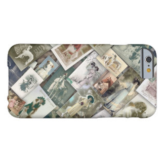 Coque iPhone 6 Barely There Barzoï