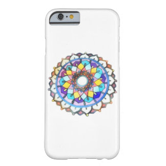 Coque iPhone 6 Barely There Beau mandala