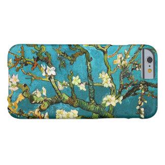 Coque iPhone 6 Barely There Beaux-arts se développants d'arbre d'amande de Van