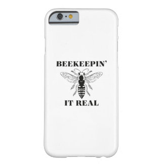 Coque iPhone 6 Barely There Beekeepin il vrai