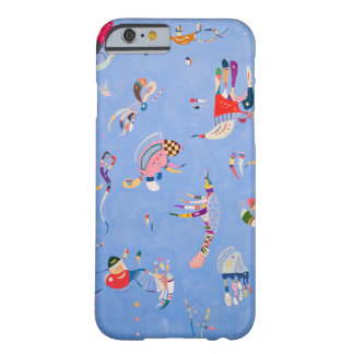 Coque iPhone 6 Barely There Bleu de ciel | Wassily Kandinsky