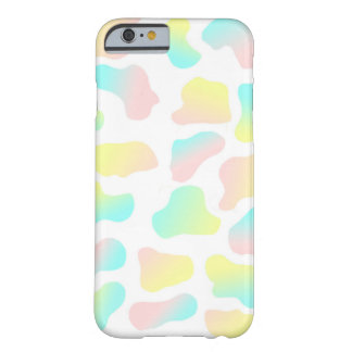 Coque iPhone 6 Barely There Bloops de gradient