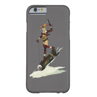 Coque iPhone 6 Barely There Bombes de Harley Quinn de pin-up