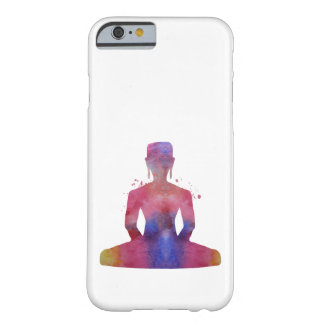 Coque iPhone 6 Barely There Bouddha