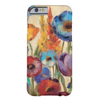 Coque iPhone 6 Barely There Bouquet des fleurs